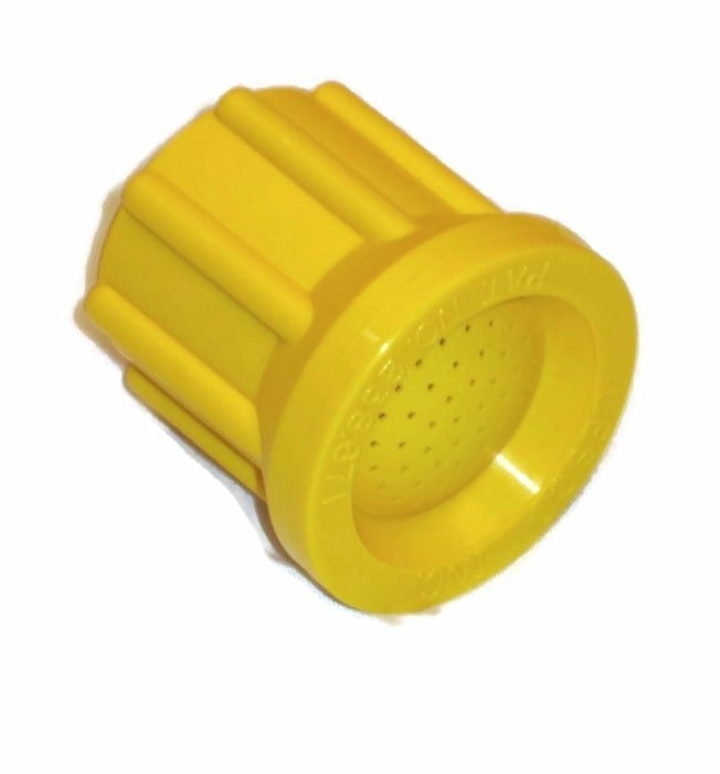 yellow nozzle