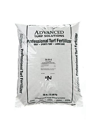 bag of advanced turf solutions