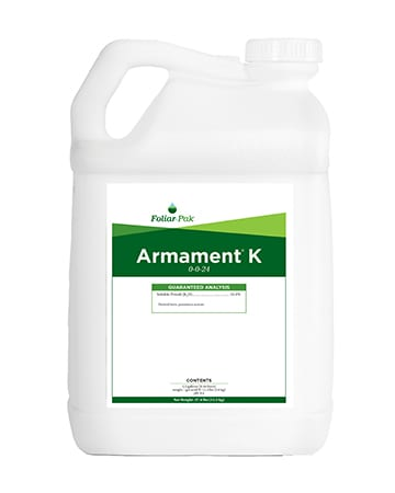 bottle of Armament K