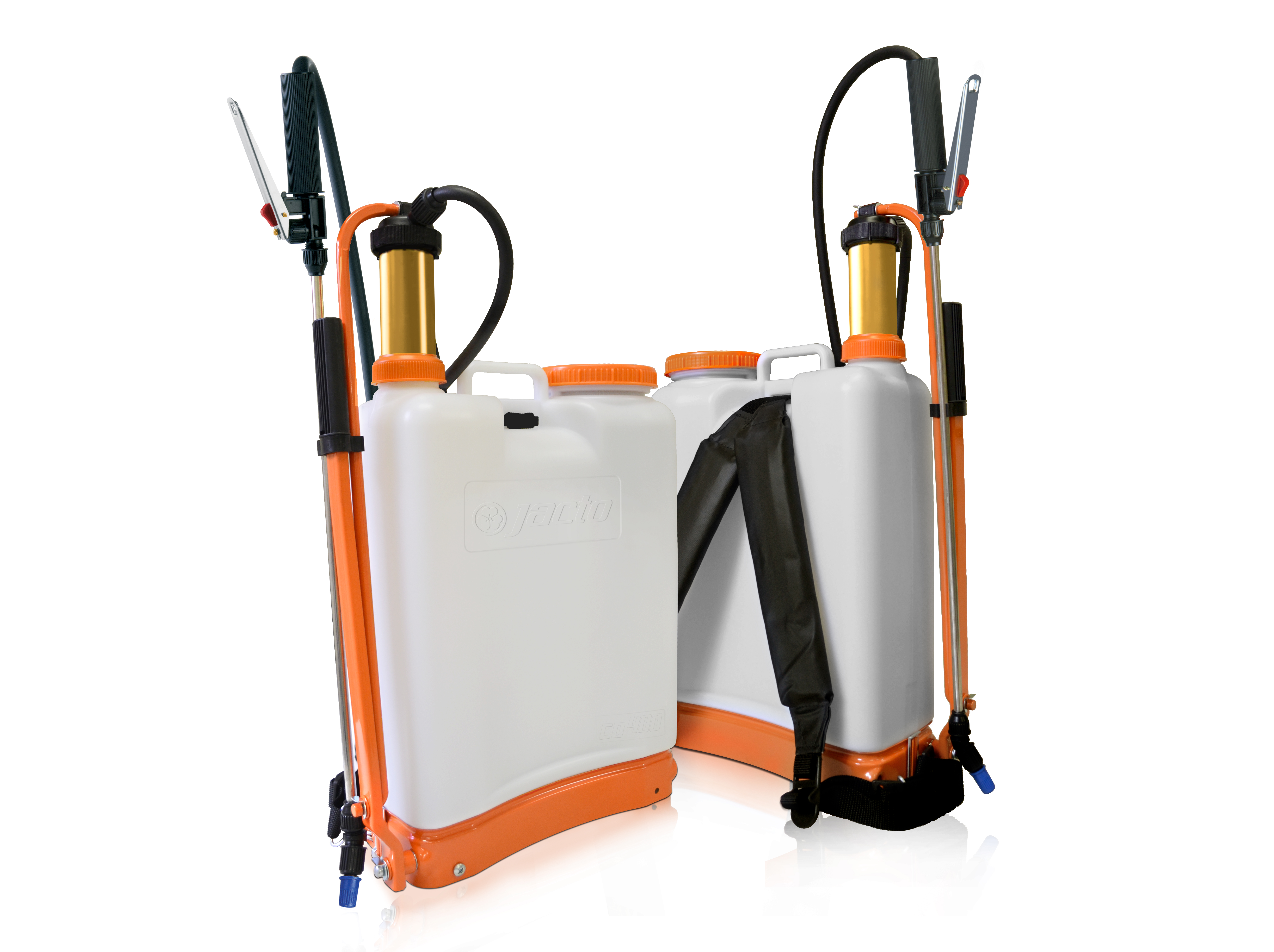 Jacto CD400 Internal Pump Backpack Sprayer | Advanced Turf Solutions