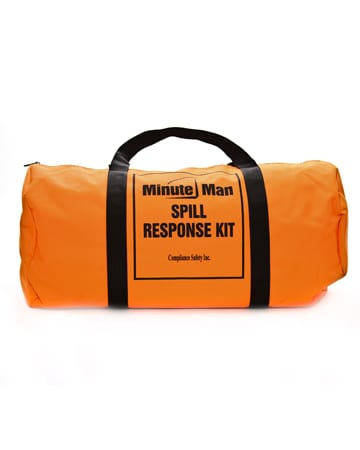 orange spill response kit bag