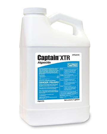 bottle of Captain XTR