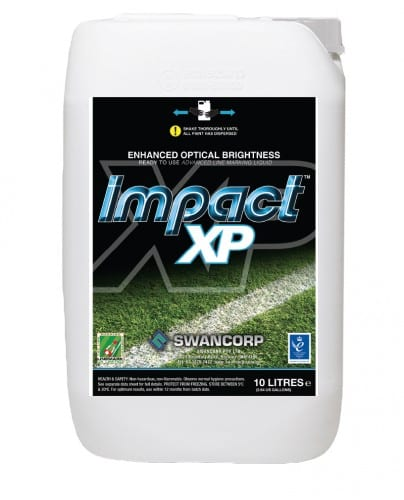 bottle of Impact XP