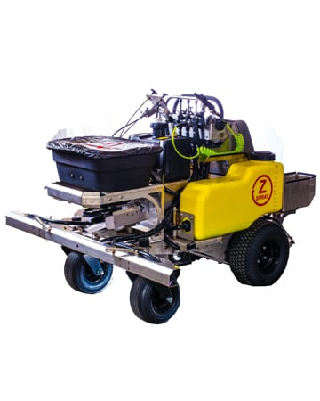 Z-Spray Junior 36 ZS-3624