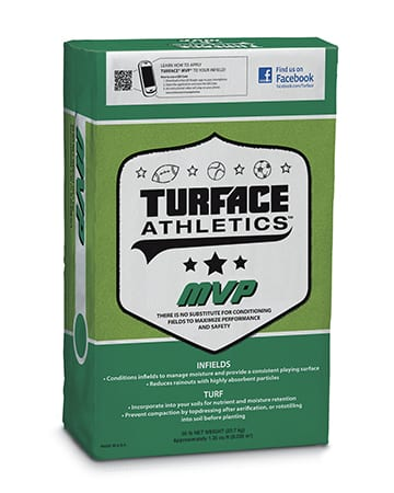 bag of Turface Athletics MVP