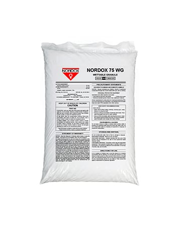 bag of Nordox 75 WG