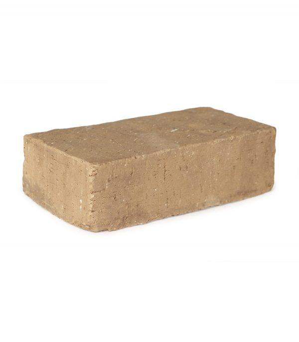 close up of a brown brick