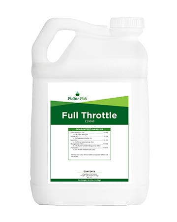 Foliar-Pak Full Throttle