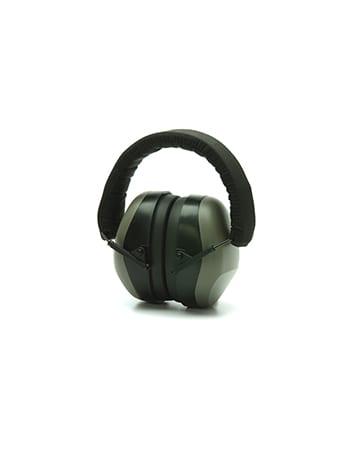 Gray Ear Muff