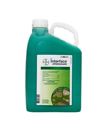 Bayer Interface Stressgard fungicide