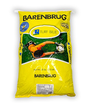 bag of Turf Blue Barenbrug