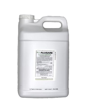 bottle of Alligare 2