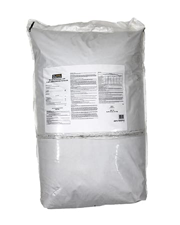 bag of the Andersons 21-22-4 Fertilizer with 0.08% Mesotrione Herbicide
