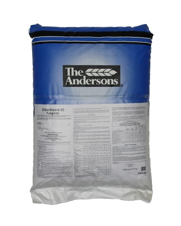 bag of the Andersons Chlorothalonil 5G Fungicide