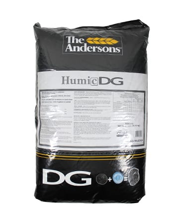 bag of the Andersons Humic DG 35% Humic