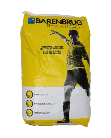 yellow bag of Advanced Athletic Blue Rye