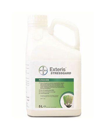 bottle of Exteris Stressgard