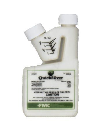 bottle of QuickSilver