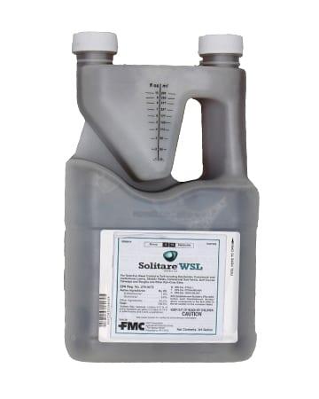 bottle of Solitare WSL