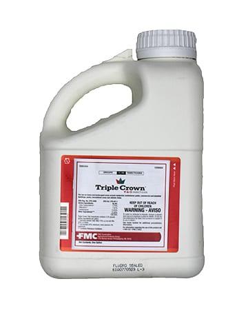 bottle of Triple Crown T&O