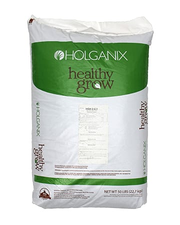 Healthy Grow 2-4-3 infused with Holganix