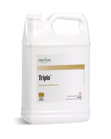 bottle of Triplo
