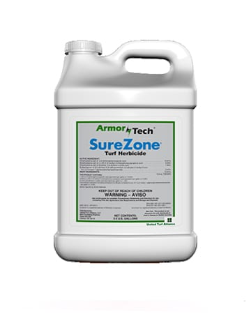 bottle of ArmorTech SureZone