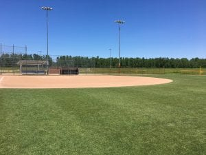 Bluemuda Baseball Field