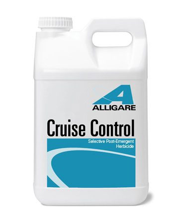bottle of Alligare Cruise Control