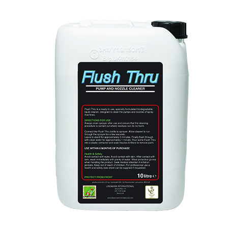container of FLUSH THRU LINEMARK