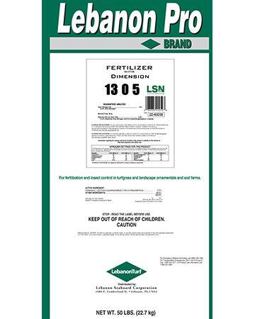 Lebanon Pro Fertilizer flyer