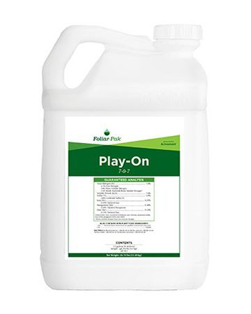 Foliar-Pak Play-On