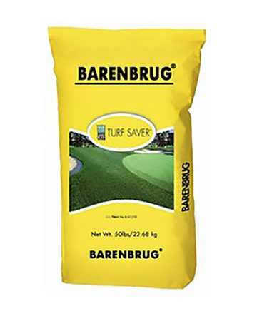 yellow bag of Turf Saver RTF