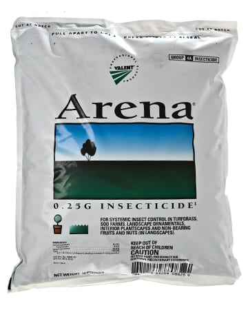 huge bag of Arena