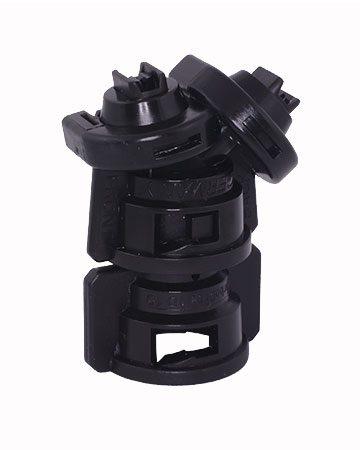 black TurboDrop DualFan
