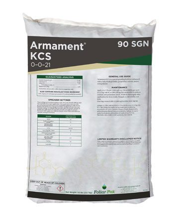 Armament KCS