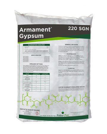 Armament Gypsum SGN 220