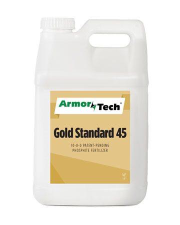 bottle of ArmorTech Gold Standard