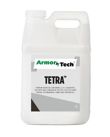 bottle of Tetra ArmorTech