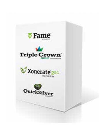 Golf Kit FMC branding