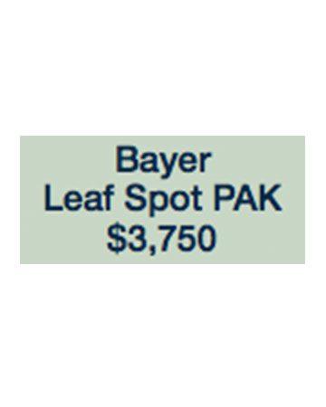 Bayer Leaf Spot Pak