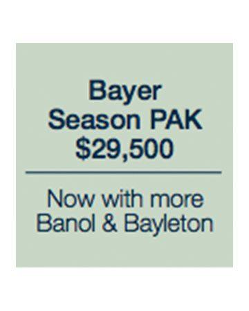 Bayer Season Pak