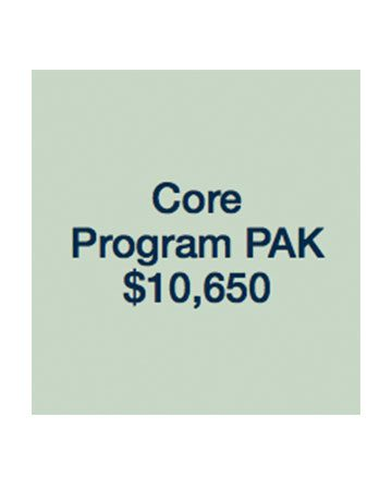 Bayer Core Program Pak