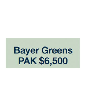 Bayer Greens Pak