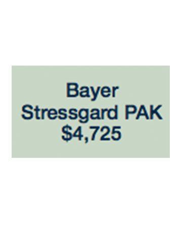 Bayer Stressgard Pak