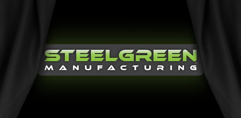 steelgreen manufacturing branding