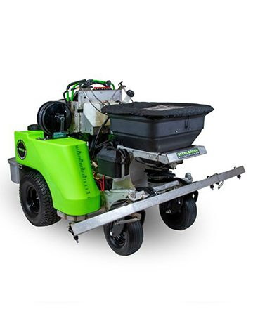 Green SG52 Zero-Turn Sprayer/Spreader machine