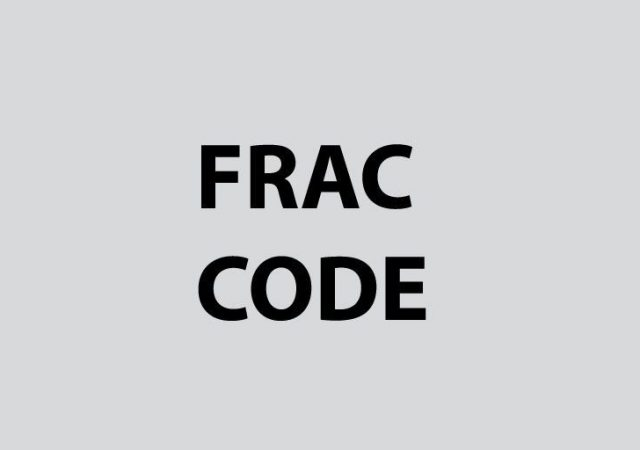 Frac Code