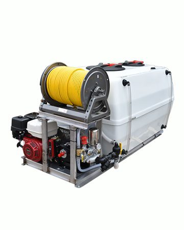 GNC 300 Gallon Fiberglass Sprayer machine