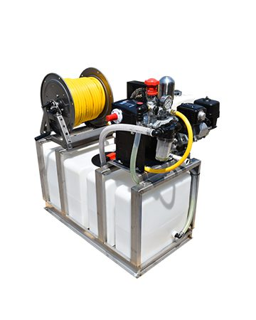 50 Gallon Compact Sprayer machine